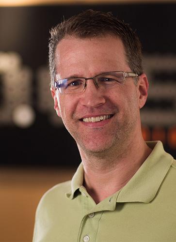 Barry Ellenberger Headshot