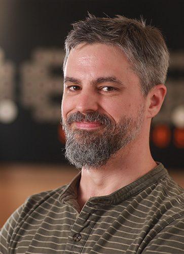 Brian Kluender Headshot