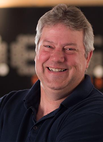 Mark Garrett Headshot