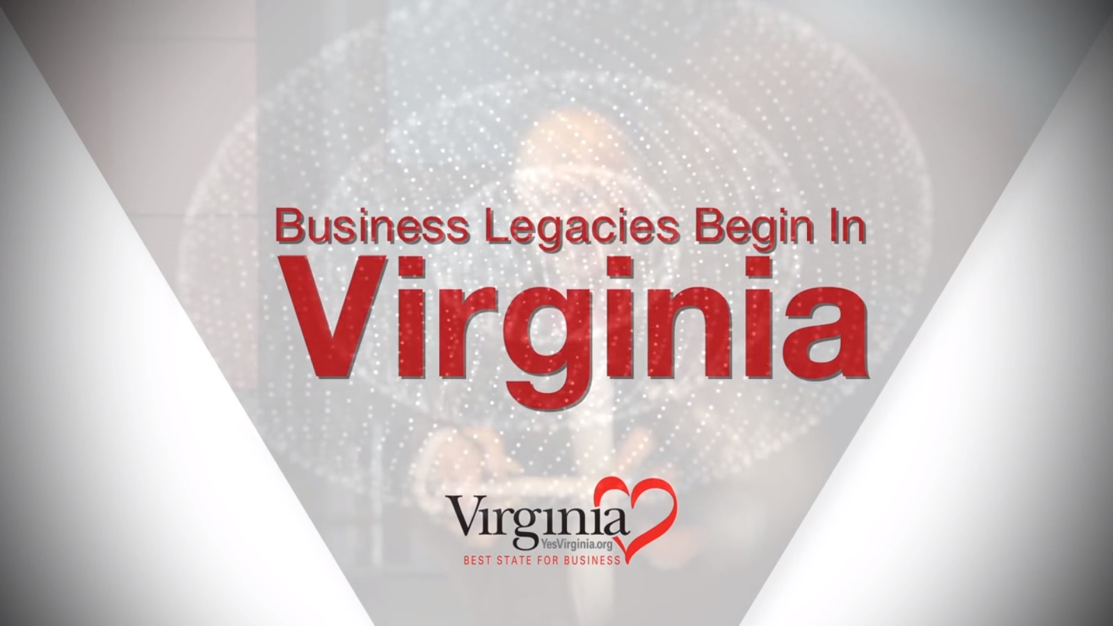 VEDP – Business Legacies Begin in Virginia