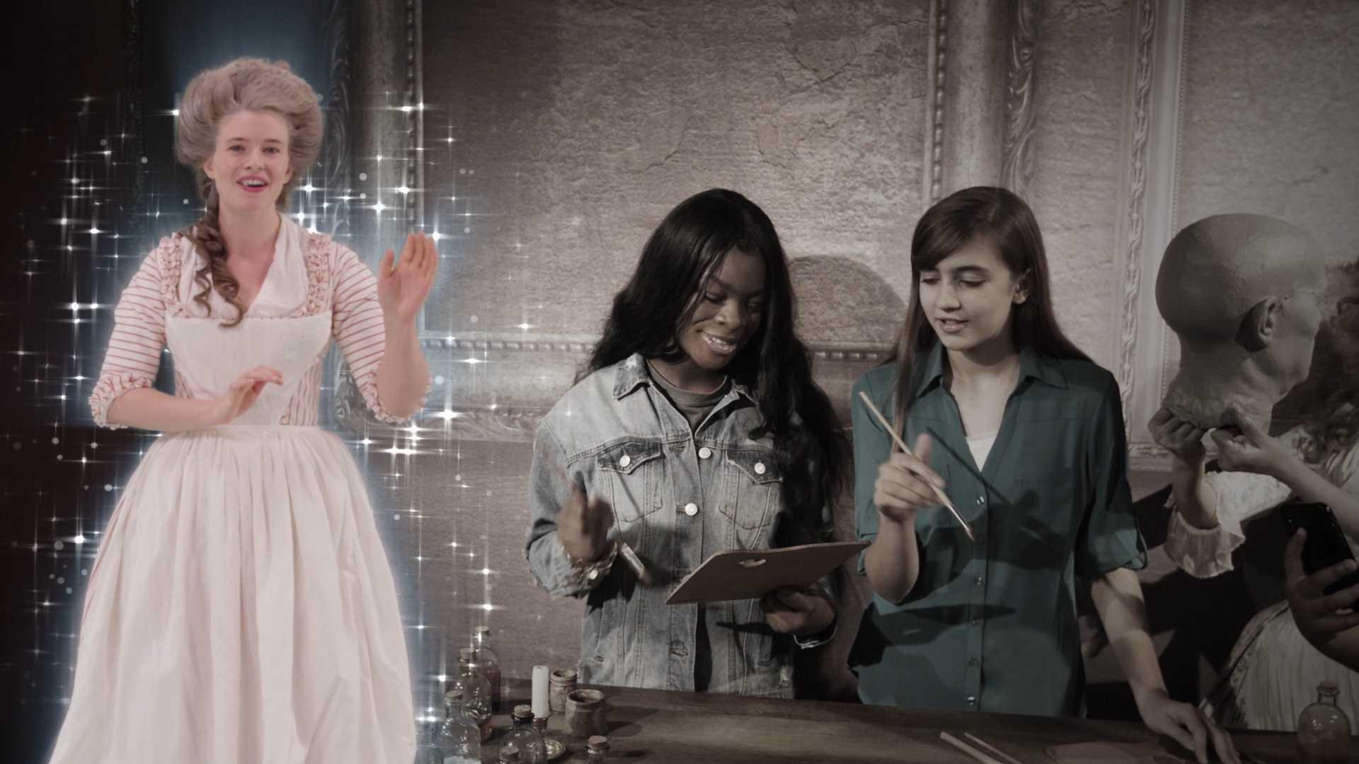 Madame Tussauds – Augmented Reality