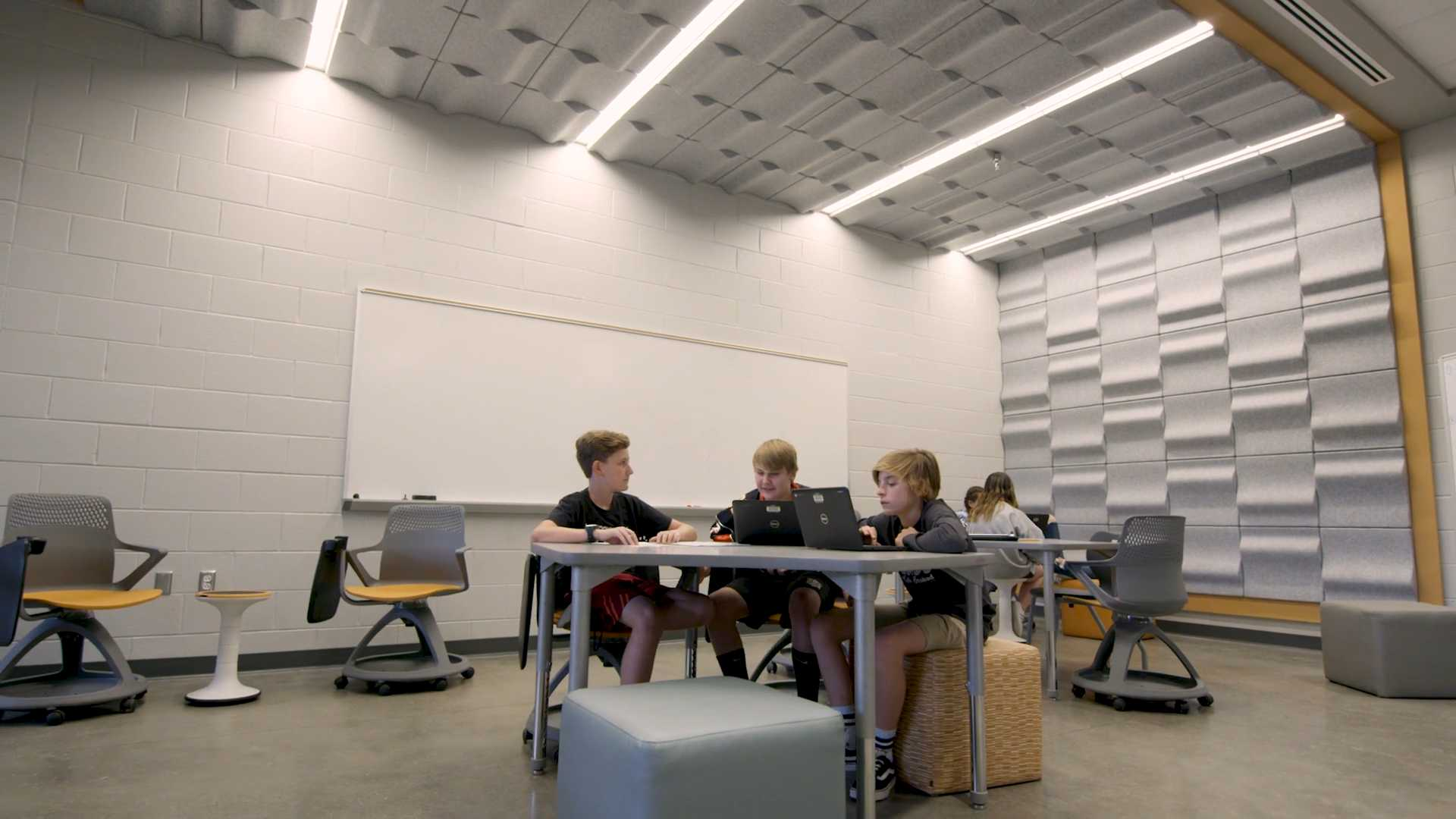 Moseley Architects – Powhatan High School